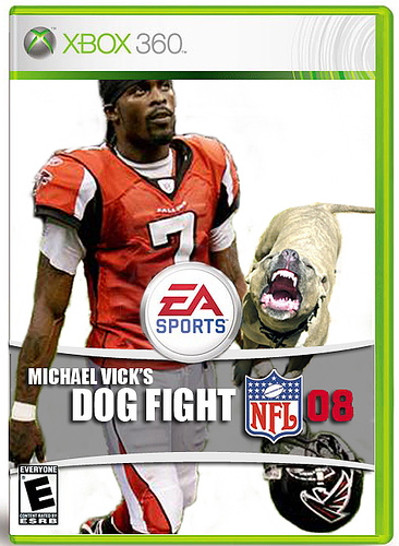 Micheal Vick Madden dogs
