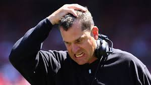 Can't get enough Harbaugh-face.