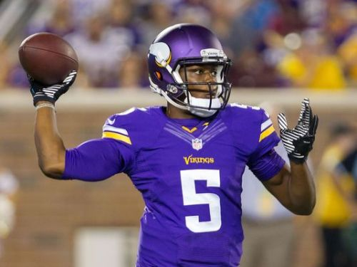 """""""Amount of times he made that asshole blow the horn"""" should be a stat for all Vikings players."""