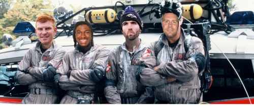 afc north ghostbusters
